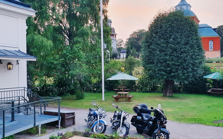 Prästgården Hotell, Östkusten Sverige